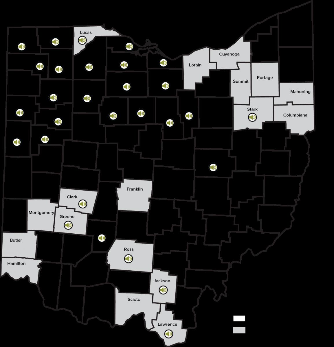 Ohio Counties testimonials