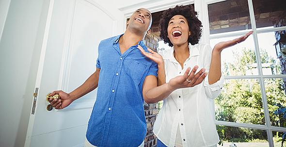 Happy Homeowners Wow!