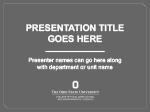 PowerPoint template 6