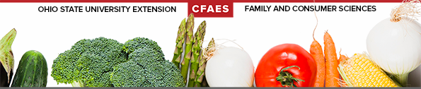 Veggie CFAES Food Service banner