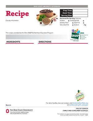 Recipe_menu