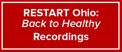 Restart Ohio hyperlink button